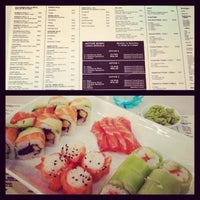 Photo taken at Active Sushi by Jenevieve F. on 6/7/2015