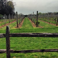Photo taken at Crossing Vineyards and Winery by Mallorie R. on 4/28/2013