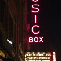 Photo taken at Music Box Theatre by Maggie R. on 3/9/2013