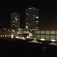 Photo taken at Rooftop Patio & Lounge by Chris B. on 4/26/2014