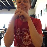 Photo taken at EE Burritos by Nathan P. on 5/8/2015