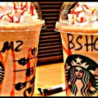 Photo taken at Starbucks Coffee - Hilton by Shayoma A. on 11/15/2013