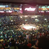 Photo taken at Webster Bank Arena by Heather S. on 3/16/2013