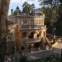 Foto tirada no(a) Quinta do Convento por Łukasz R. em 9/17/2017