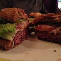 Photo taken at Burger Bar by Caro L. on 12/9/2012