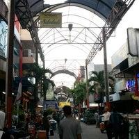 Photo taken at Pasar Baru (Passer Baroe) by Sue D. on 8/31/2013