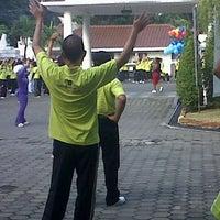 Photo taken at Kantor Wilayah Kementerian Hukum dan HAM RI Jawa Timur by seta n. on 5/3/2013