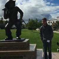 Photo taken at South Dakota School of Mines & Technology (SDSM&T) by Teri L. on 8/19/2016