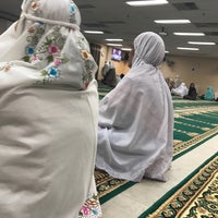 Photo taken at Al-Iman Mosque by Linn Isabelle on 6/24/2017