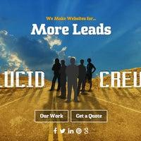 Photo taken at Lucid Crew Web Design by Warren C. on 1/19/2016