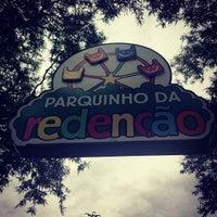 Foto tirada no(a) Parquinho da Redenção por Isac A. em 6/16/2013
