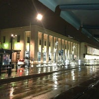 Photo taken at Padua Railway Station (QPA) by Andrea S. on 3/17/2013