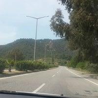 Photo taken at Marmaris Yolu by Furkan S. on 4/22/2014