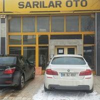 Photo taken at Sarilar Otomotiv by Furkan S. on 12/9/2013