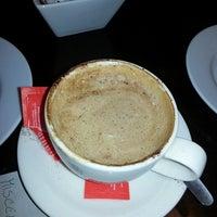 Photo taken at Caffè Sicilia by Liz on 2/7/2014