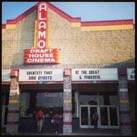 Photo taken at Alamo Drafthouse Cinema – Lakeline by William S. on 3/22/2013