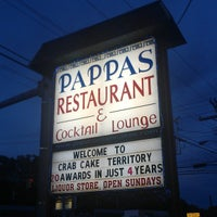 Photo taken at Pappas Restaurant by Shaun A. on 9/26/2013