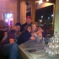 Photo taken at The Monkey Bar Kemah by Wes C. on 10/2/2012