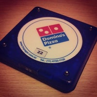 Photo taken at Domino's Pizza by Juliano F. on 3/10/2014