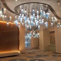 Photo taken at Hilton Suites Makkah by Fatmia A. on 10/11/2017