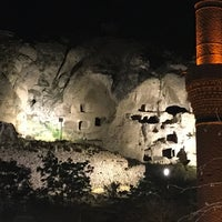 Foto diambil di Sillehan Hotel Restaurant Cafe oleh Süleyman pada 7/28/2017