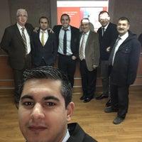 Photo taken at T.C. Güney Yüreğir Sulama Birliği by Ali Kemal B. on 2/14/2017