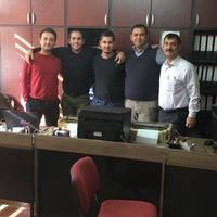 Photo taken at T.C. Güney Yüreğir Sulama Birliği by Ali Kemal B. on 11/17/2016