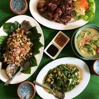 Photo taken at Saban-Nga Restaurant by Lee Y. on 11/2/2017