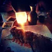 Photo taken at Mikato Japanese Steakhouse by Jessica B. on 7/21/2013