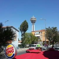 Photo taken at Çankaya Anadolu Lisesi by Hasan Ş. on 7/24/2013