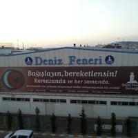 Photo taken at Deniz Feneri Derneği by Medet Ç. on 11/12/2013