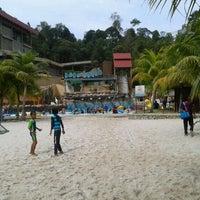 Photo taken at Bukit Gambang Water Park by riefhan J. on 12/10/2012