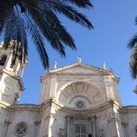 Foto tomada en Catedral de Cádiz por Seniz K. el 6/27/2013