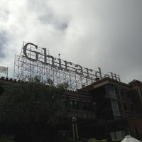 Photo taken at Ghirardelli Square by Jesse on 4/8/2013