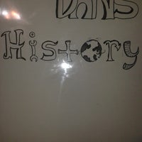 Photo taken at Dans History by Aslı ö. on 12/23/2013