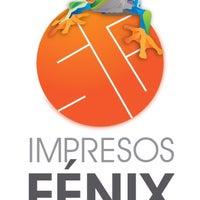 Photo taken at Servicios de Impresos Fénix by Gilberth S. on 3/22/2014