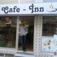 Photo taken at Cafe inn by orhan d. on 7/19/2013