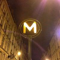 Photo taken at Rue de Liège by Dos R. on 7/1/2014