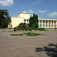Photo taken at мкр. Петровский by Dima R. on 7/28/2013