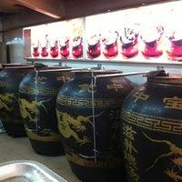 Photo taken at Earth Jar Treasure 瓮中宝补汤 by cindy Y. on 7/4/2013