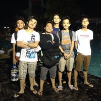 Photo taken at Sea Breeze Resort and Restaurant by Gilbert C. on 12/28/2013