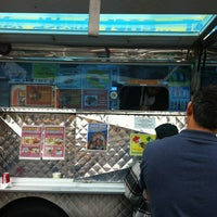 Photo taken at Mi Grullense Taco Truck by Licely J. on 9/14/2013