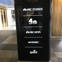 Photo taken at NBCUniversal by Andrea L. on 5/24/2017