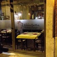 Photo taken at La Fraschetta di Mastro Giorgio by Andrea L. on 12/5/2014