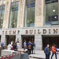 Photo taken at Trump Building by Andrea L. on 5/24/2017