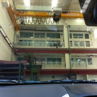 Photo taken at Department of Tool & Materials Engineering by A . on 11/26/2012