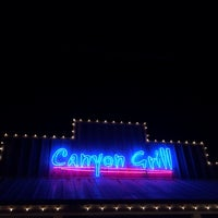 Photo taken at Canyon Grill by Michael B. on 12/5/2013