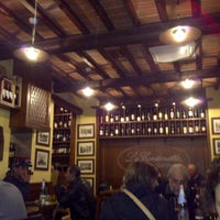 Photo taken at La Cantinetta by Luciana T. on 11/18/2012