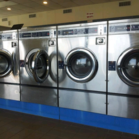 Photo taken at Pickens Laundromat by Chari R. on 8/29/2013