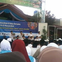 Photo taken at Pondok Pesantren Daarut Tauhiid by Shofiyatun N. on 7/22/2013